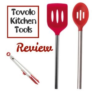 Tip Top Tongs, Silicon Slotted Turner, and 12-inch Slotted Silicon Spoon