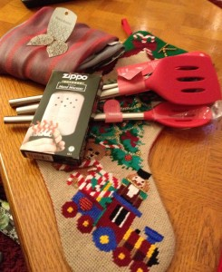 My Christmas Stocking, Unstuffed