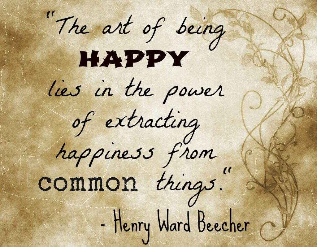 Quotable // from Henry Ward Beecher