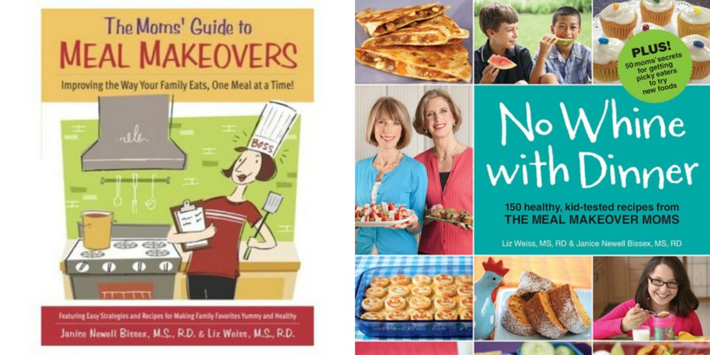 Meal Makeover Moms Cookbooks