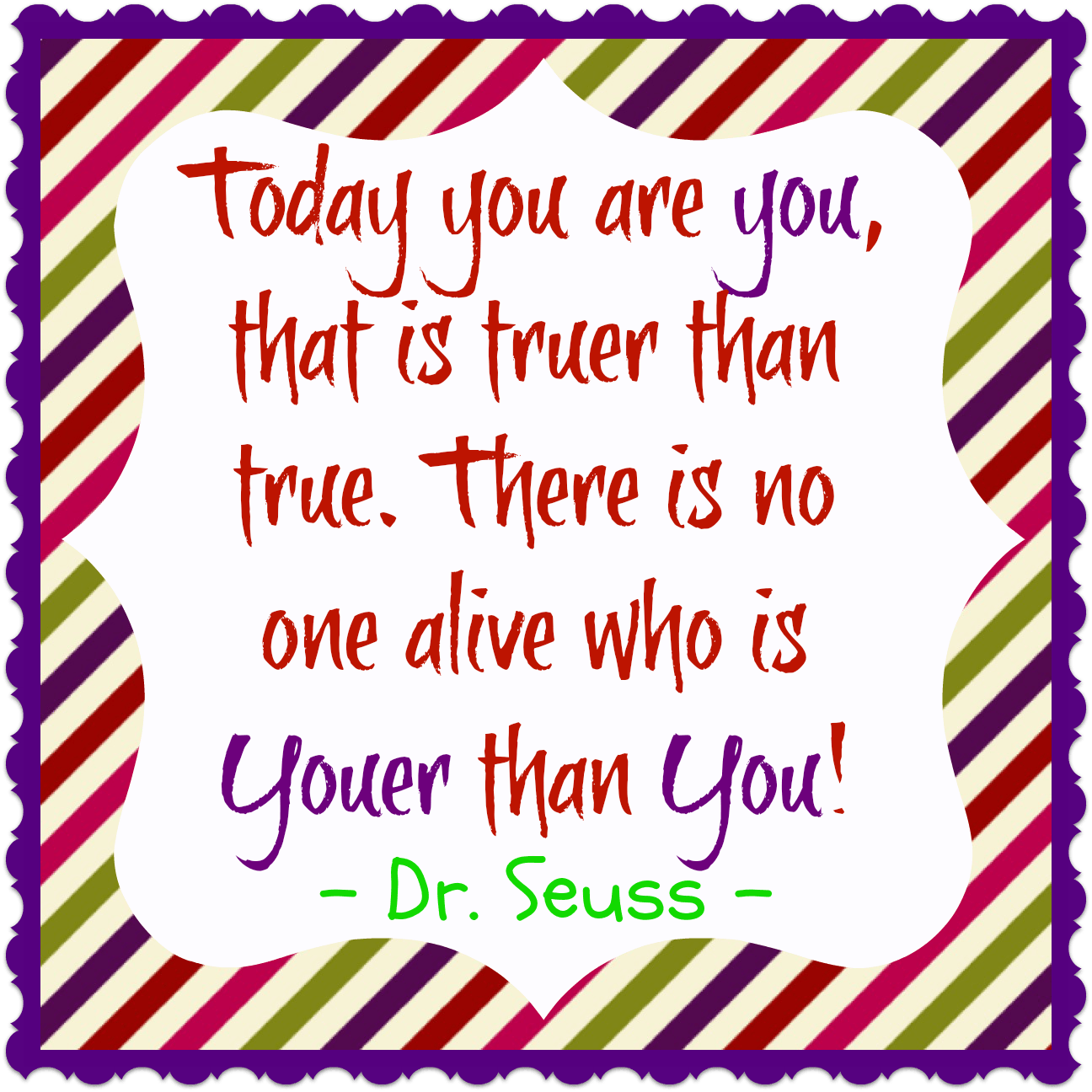 Dr Seuss Who Is He: Quotable // From Dr. Seuss