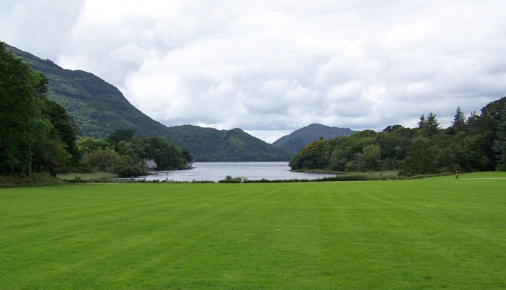 In 2008, I visited Ireland and saw for myself why it is known as The Emerald Isle.