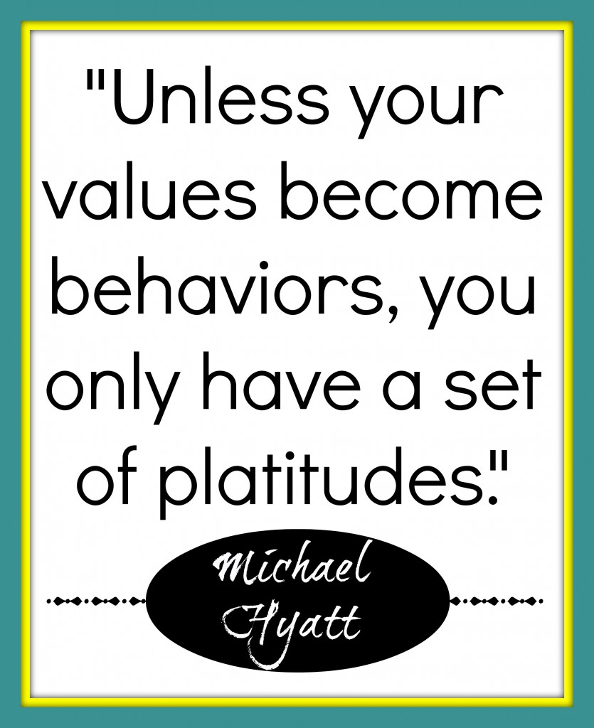 Michael Hyatt Quote