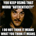 Authenticity: One Woman's {{Transparent}} Thoughts on What it Means to be Authentic