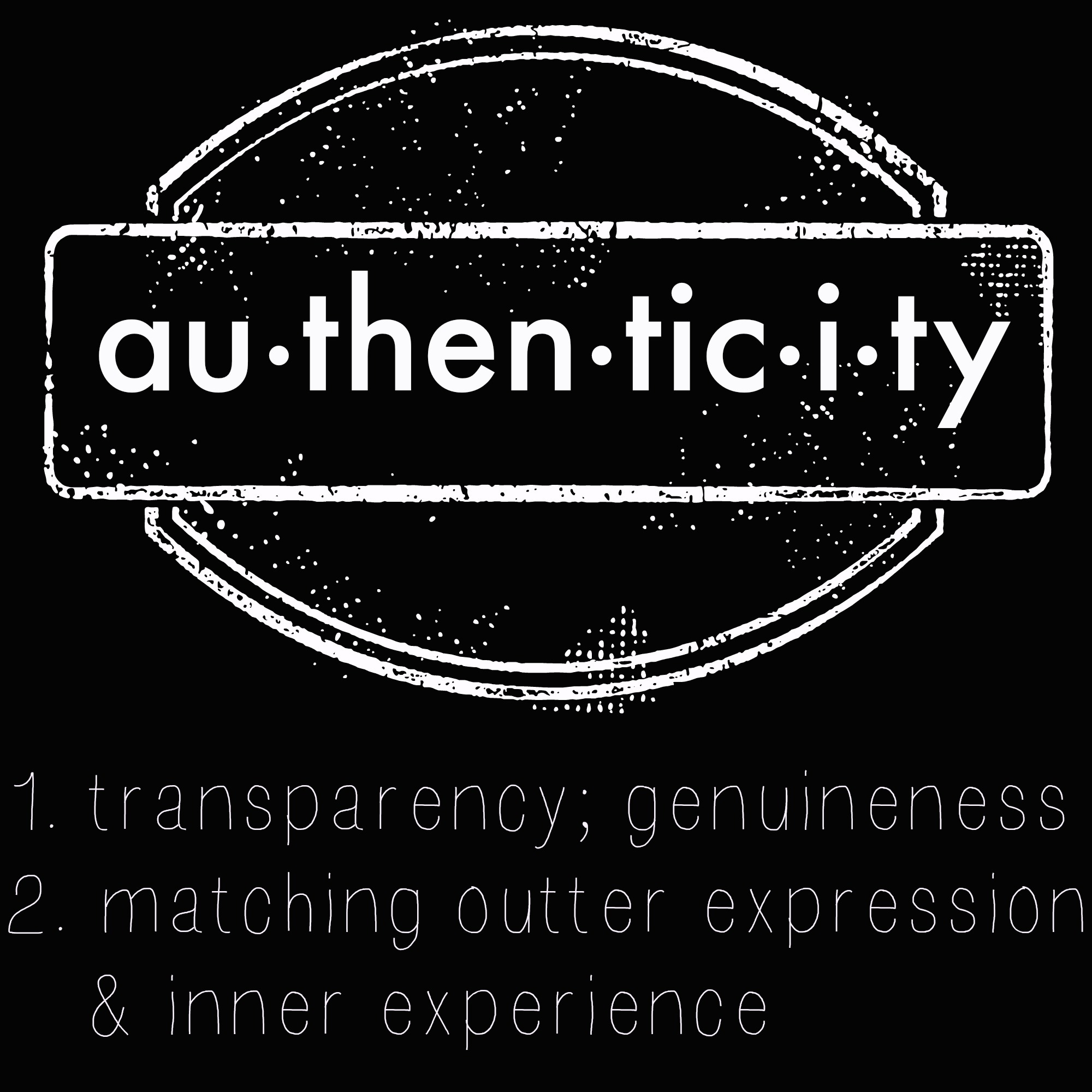 Authenticity: One Woman's {{Transparent}} Thoughts on What it Means ...