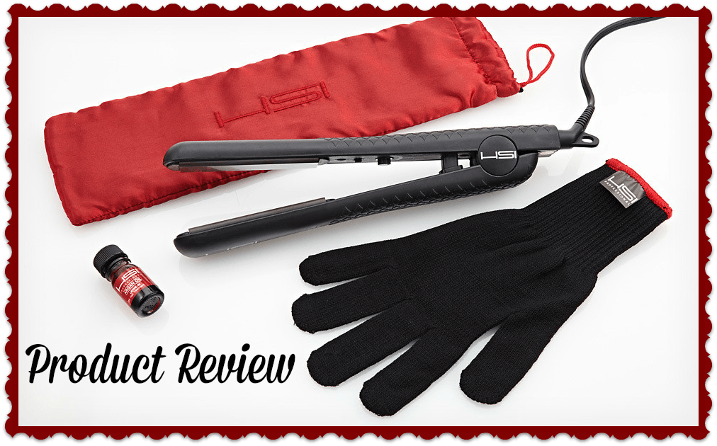 HSI Professional Flat Iron Product Review