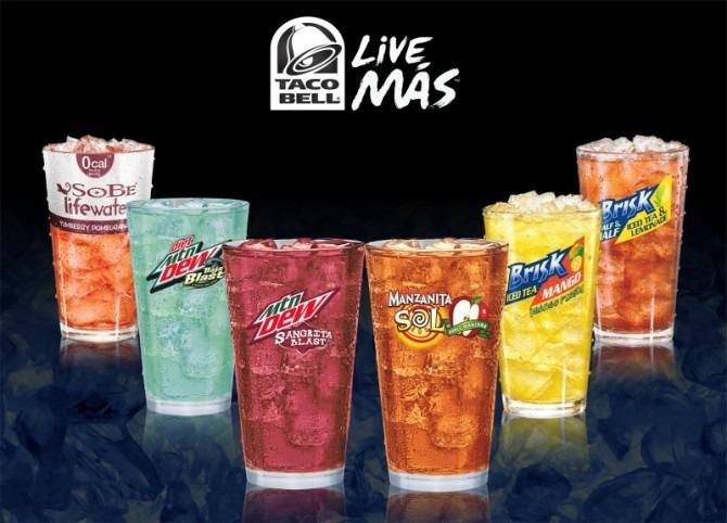 Taco Bell Beverages