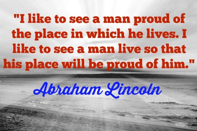 Quotable from Abraham Lincoln