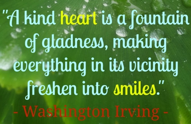 Quotable // From Washington Irving