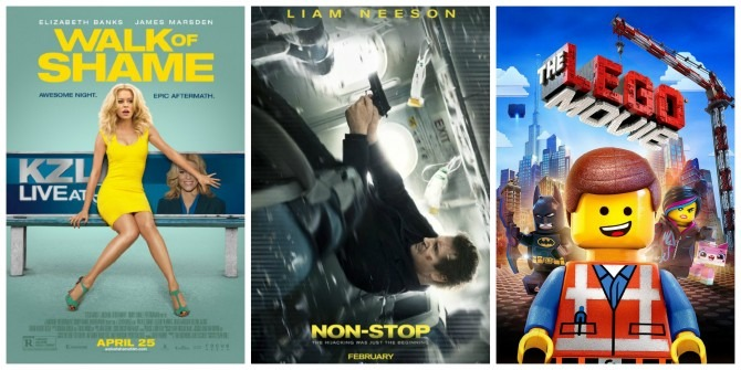 Movies I'm Watching August