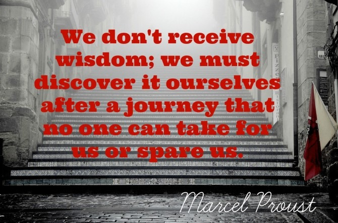 Quote from Marcel Proust
