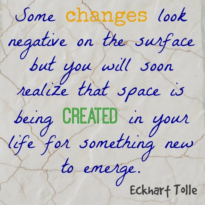 Quotable from Eckhart Tolle