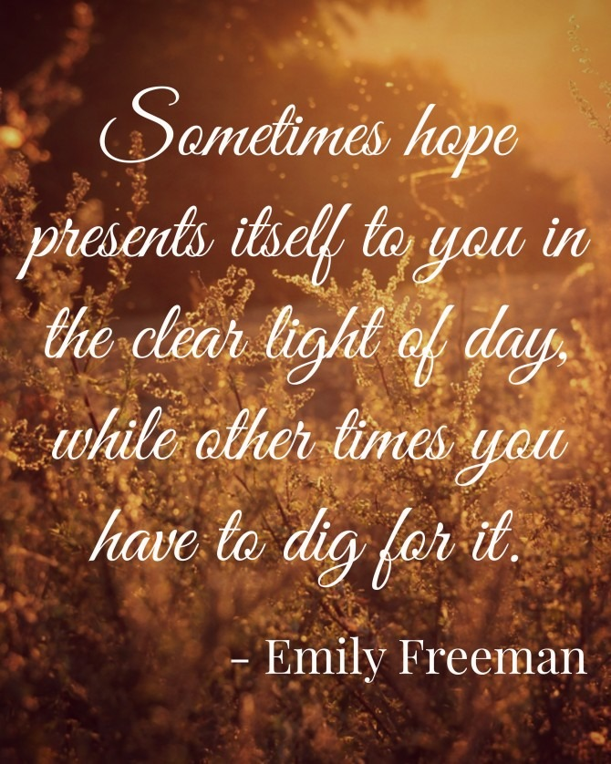 Quotable from Emily Freeman