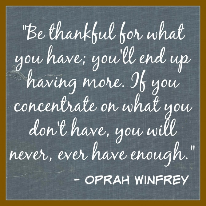 Opran WInfrey Quote