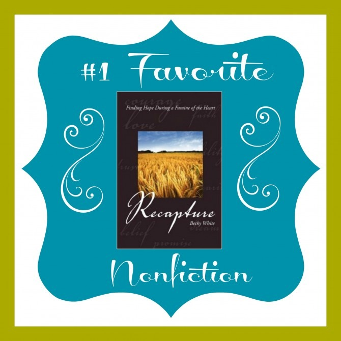 #1 Favorite Nonfiction Recapture