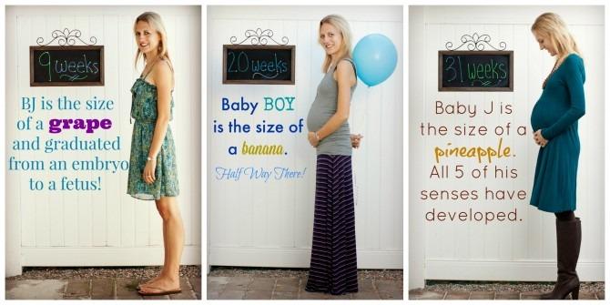 Baby J Progressive Collage