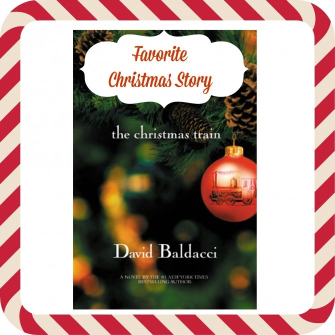 Favorite Christmas Story The Christmas Train
