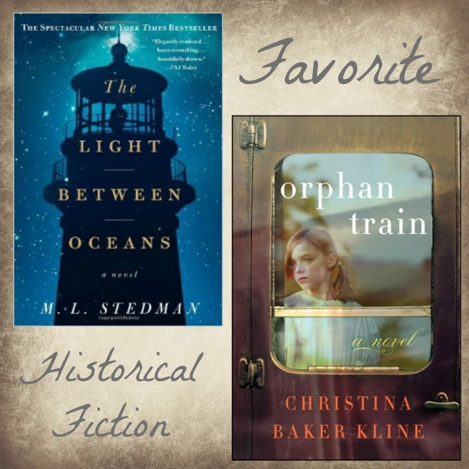 Favorite Historical Fiction