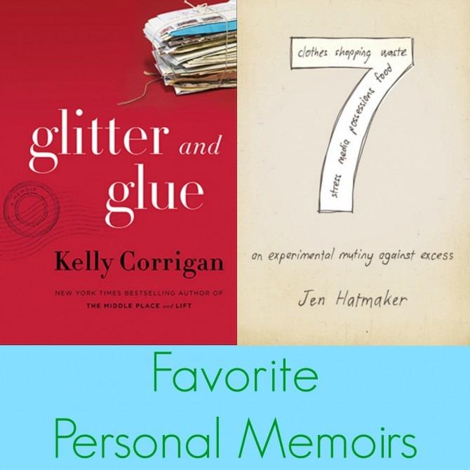 Favorite Personal Memoirs