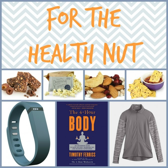 For the Health Nut