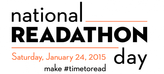 National Readathon Day