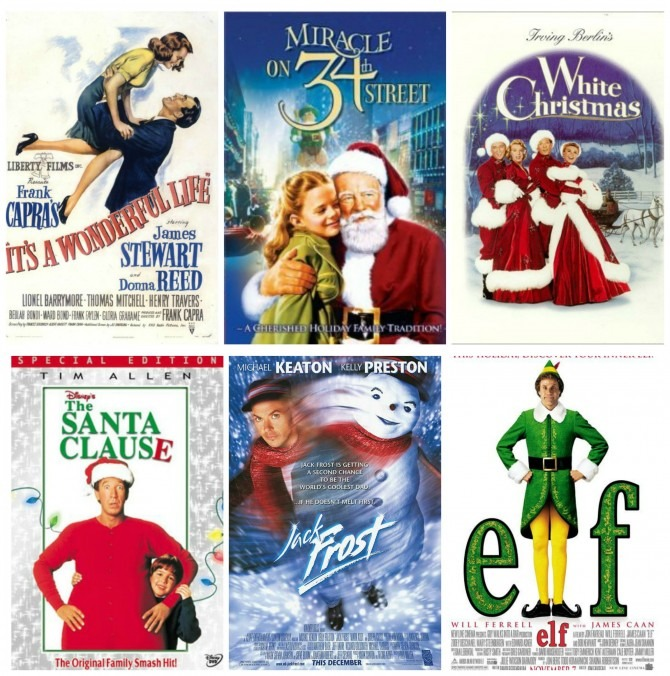 Watching Christmas Movies