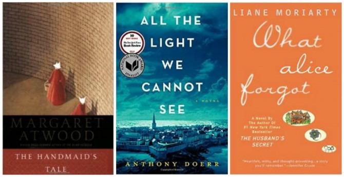 Fiction Books TBR in 2015, Part 1