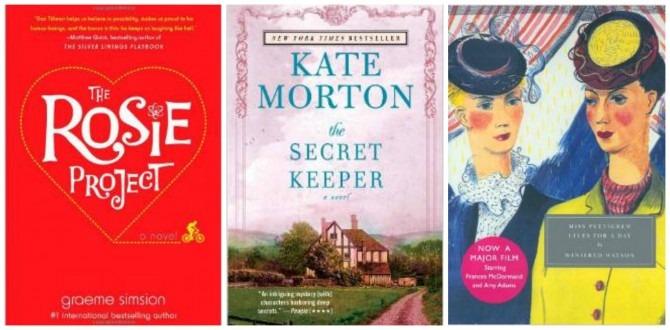 Fiction Books TBR in 2015, Part 2