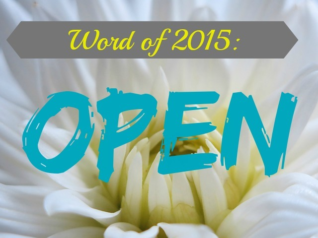 Word of 2015 Open