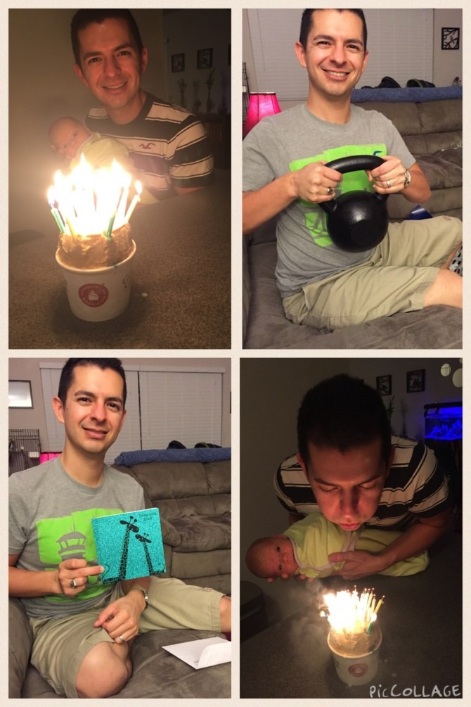 Luke's 31st Birthday
