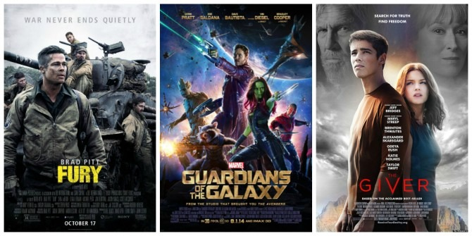 Movies February 2015