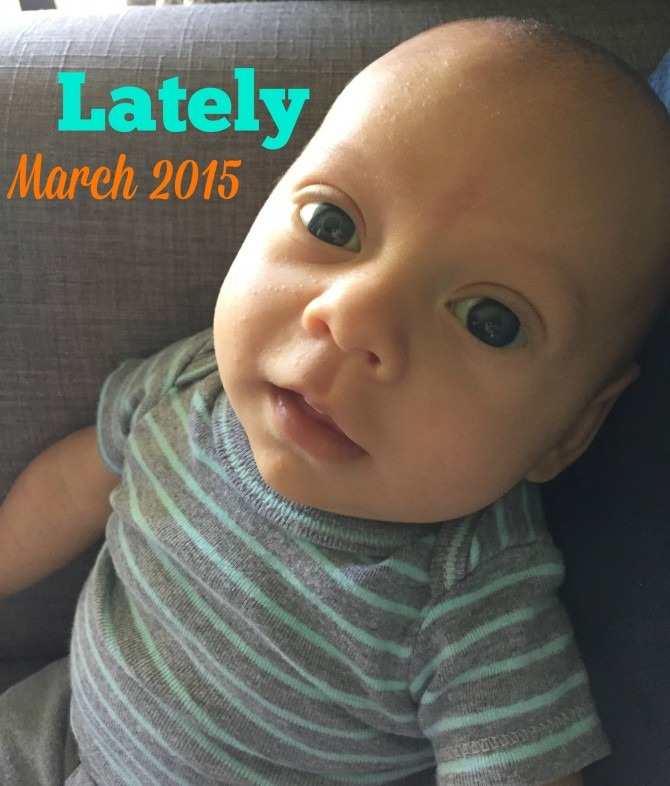 Lately  March 2015