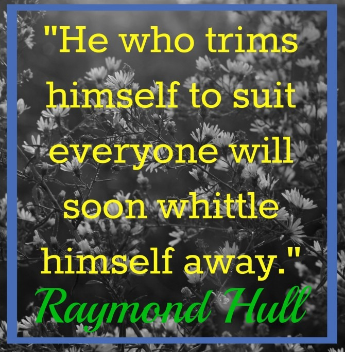 Quote  Raymond Hull