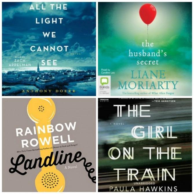 Audiobook Love April 2015