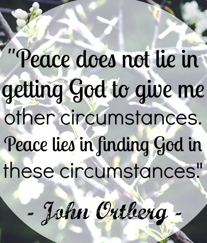 John Ortberg Quote