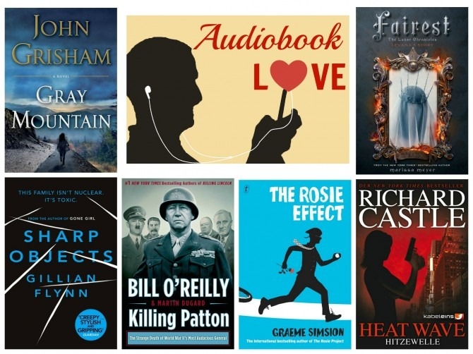 Audiobook Love