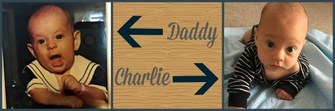 Daddy and Charlie