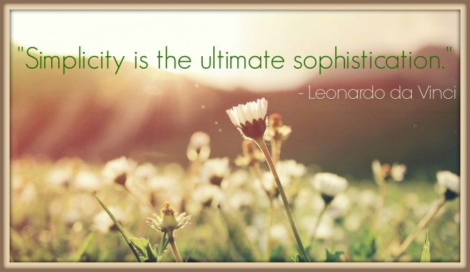 Quotable from Leonardo da Vinci