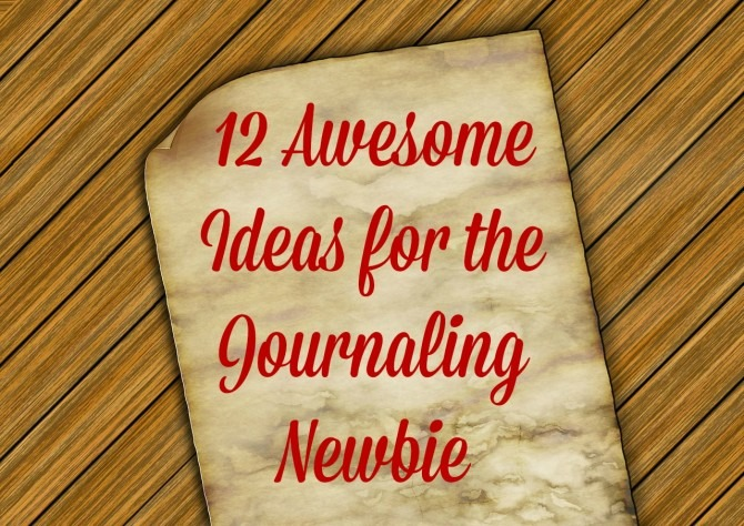 12 Journaling Ideas