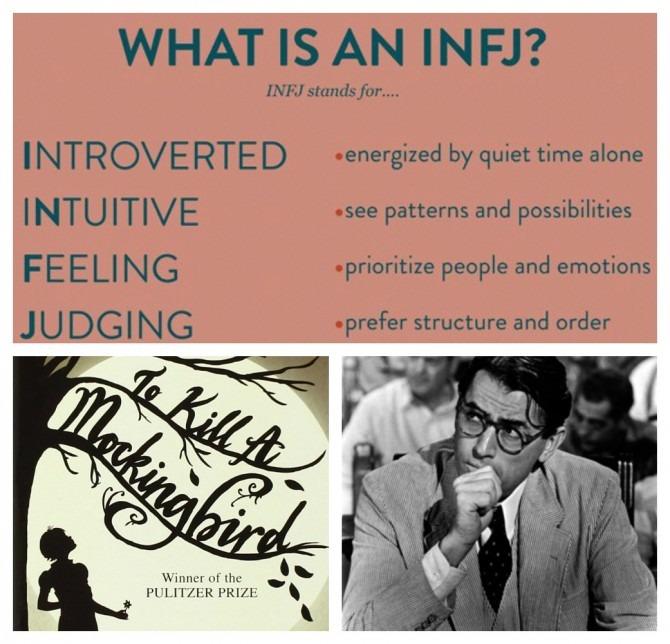 Atticus Finch INFJ