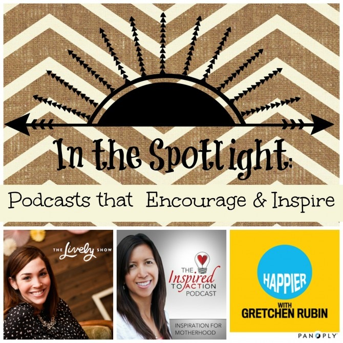 Inspirational Podcasts in the Spotlight