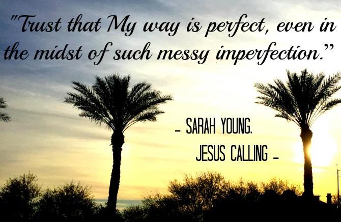 Jesus Calling Quote