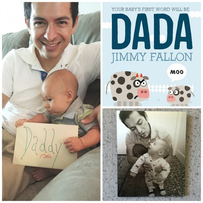 Luke's First Father's Day
