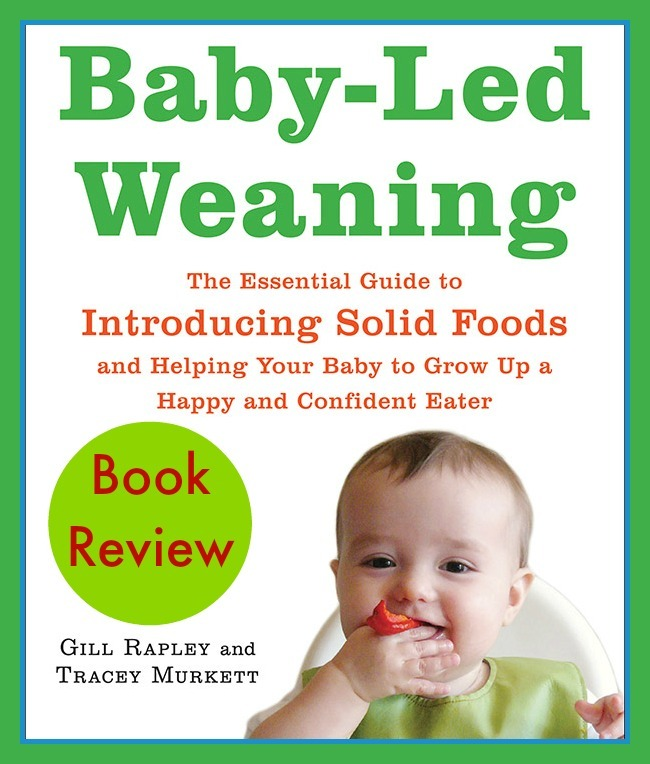 Baby-Led Weaning Book Review