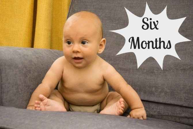 Charlie Six Months