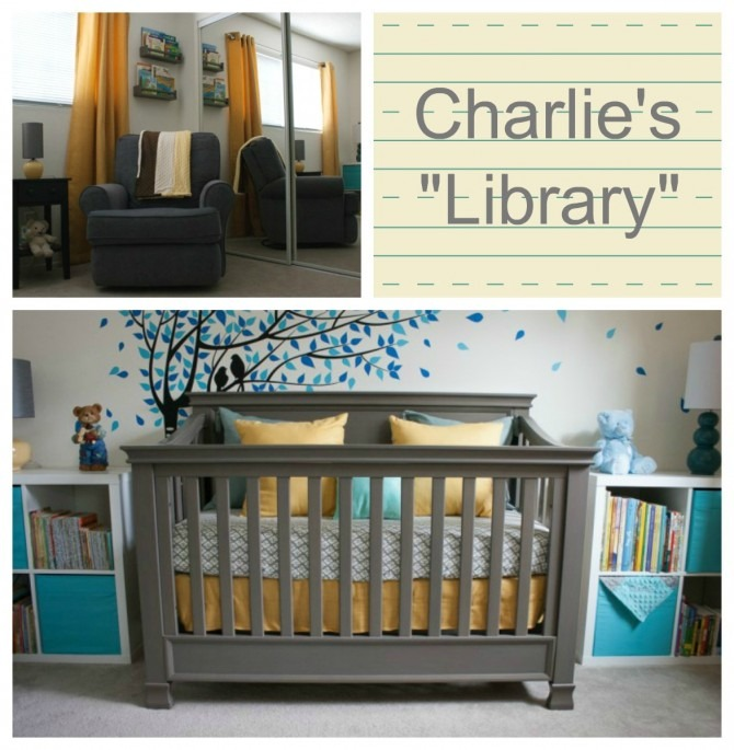 """Charlie's """"Library"""""""