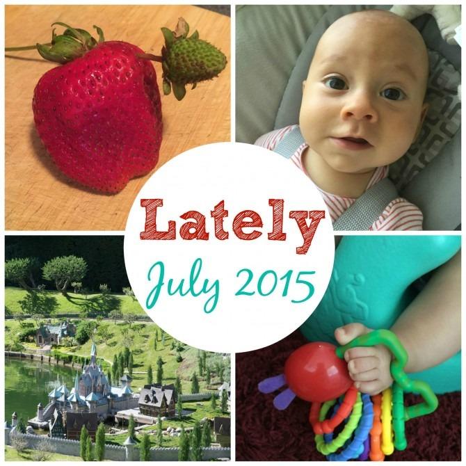 Lately July 2015