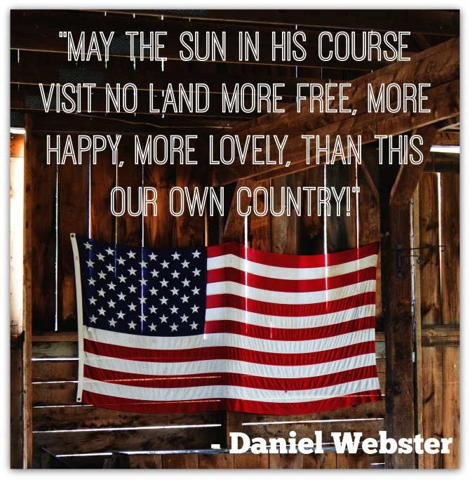 Quotable from Daniel Webster