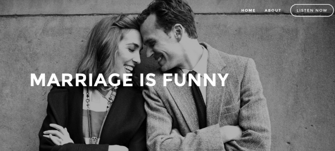 Marriage is Funny Podcast
