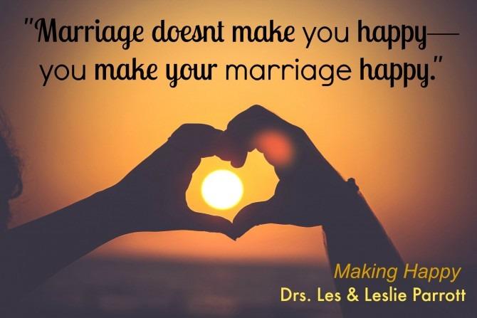 Making Happy Quote